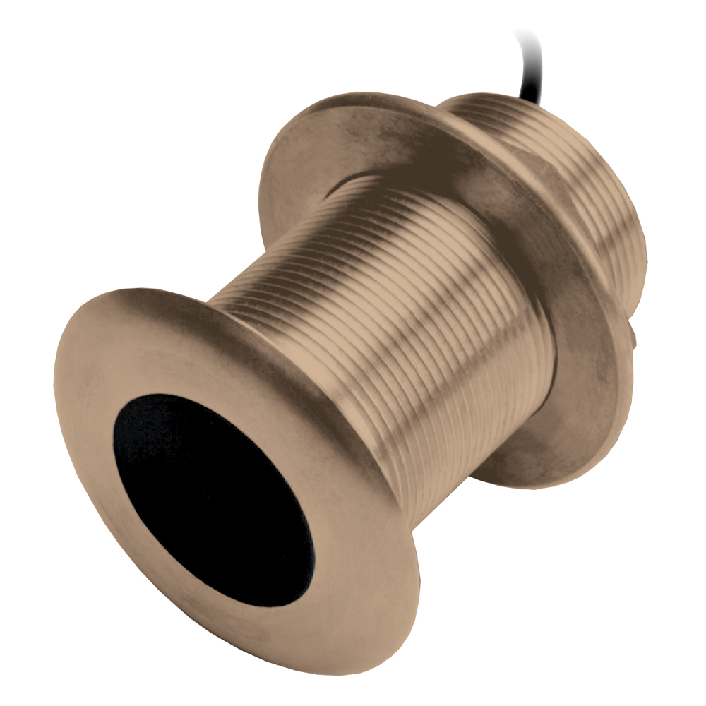 Navico B150M CHIRP Sonar Bronze Thru Hull Transducer 0° Tilt