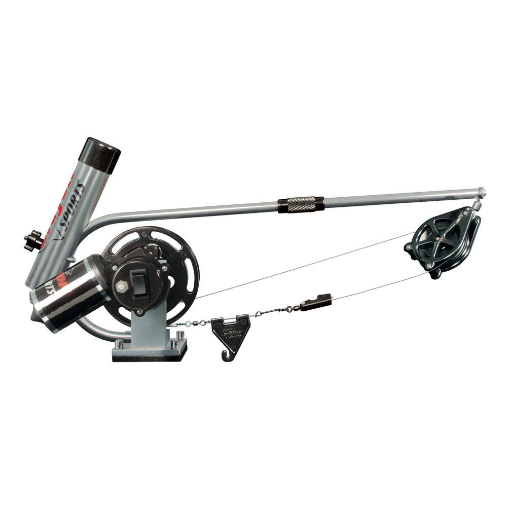 Big Jon Sportsman Electric Downrigger