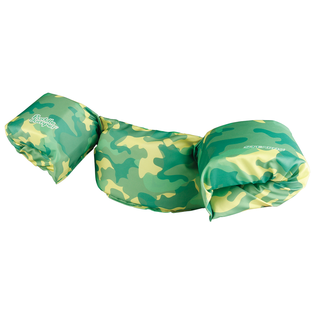 Stearns Puddle Jumper Maui Camo Series - Green Camo