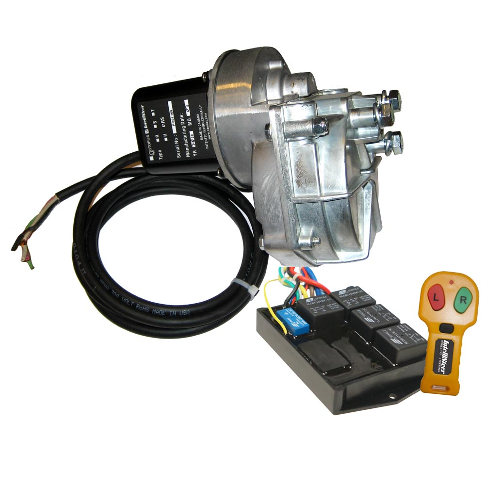 Intellisteer Type R Remote Steering f/Auxiliary (Trolling) Motors