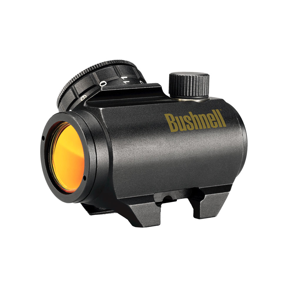 Bushnell Trophy TRS-25 Red DOT Sight Riflescope - 1x 25mm