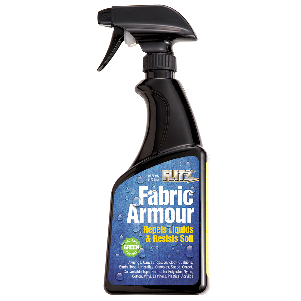 Flitz Marine/RV Fabric Armour - 16oz Spray Bottle