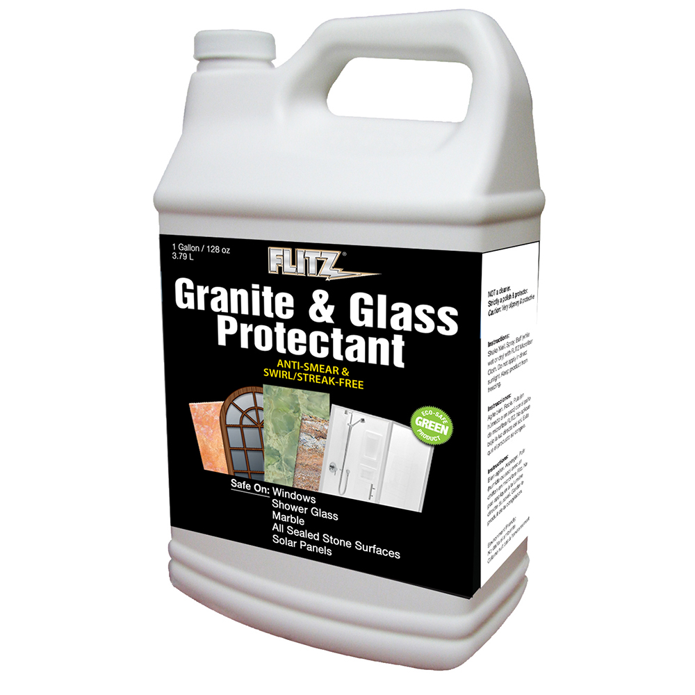 Flitz Granite Waxx Plus - Seal & Protect - 1 Gallon (128oz) Refill
