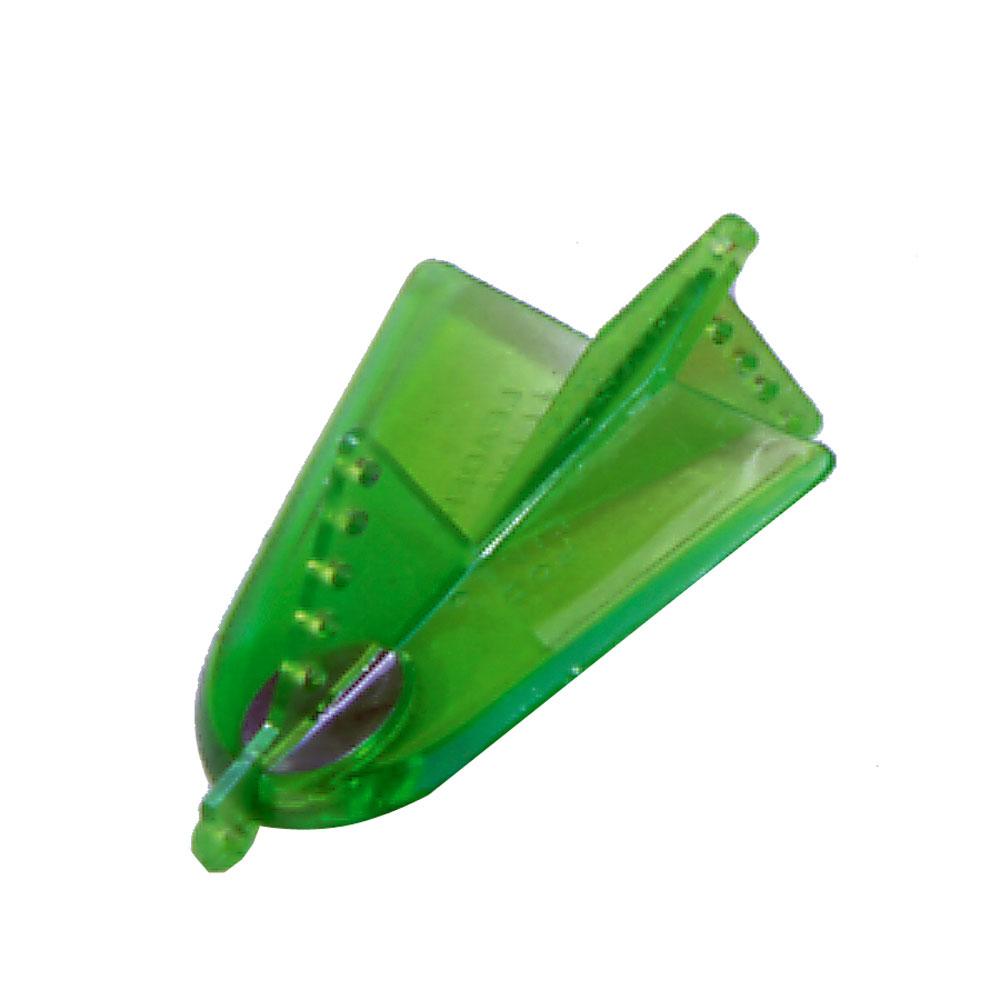 Davis Fish Seeker Trolling Plane - Chartreuse