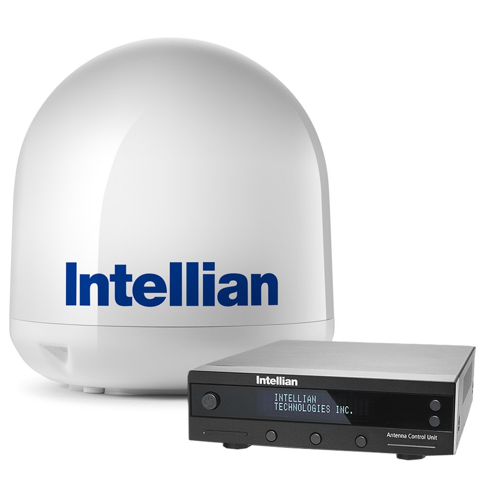 Intellian i4 DLA System w/17.7