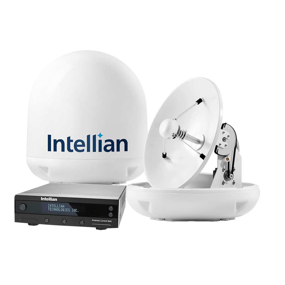 Intellian i4P Linear System w/17.7