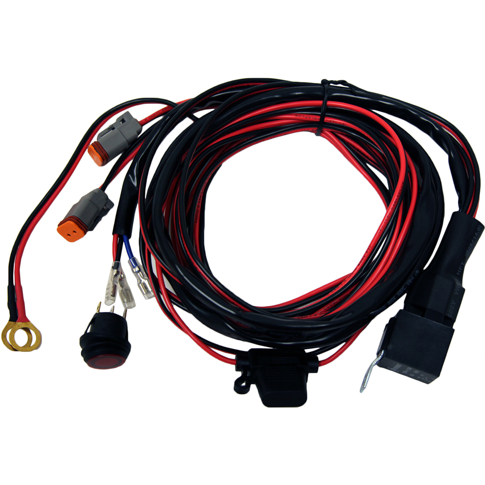 Rigid Industries Wire Harness f/D2 Pair