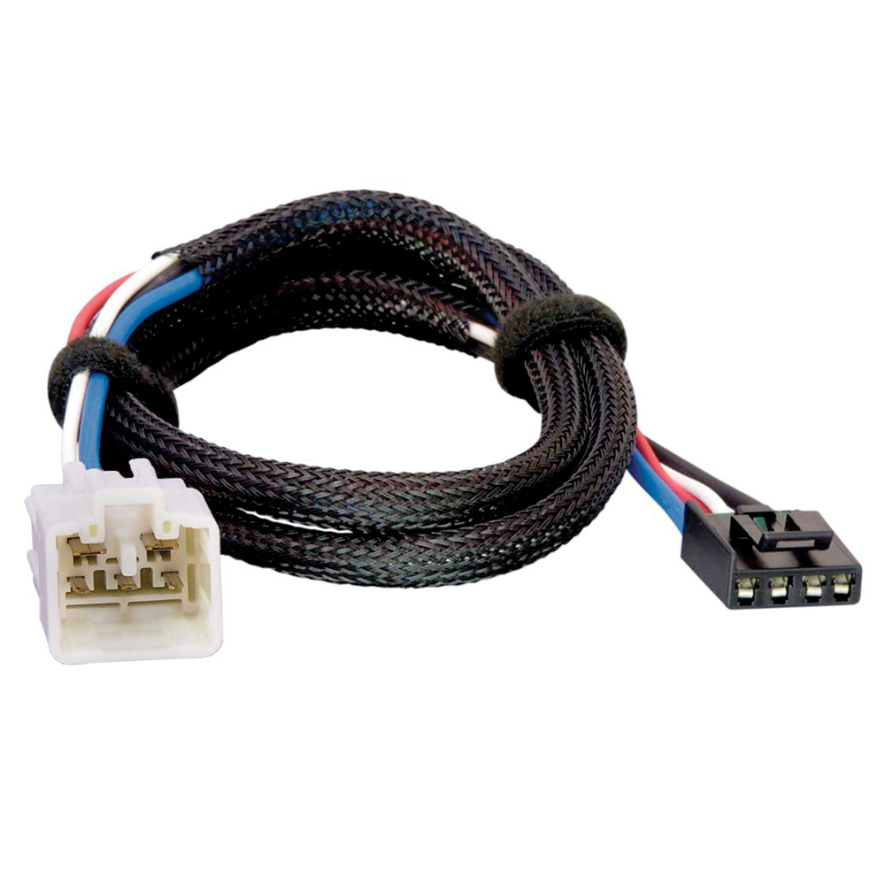 Tekonsha Brake Control Wiring Adapter - 2 Plug fits Toyota, Lexus