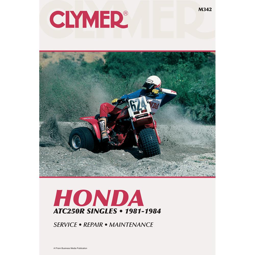 Clymer Honda ATC250R (1981-1984)
