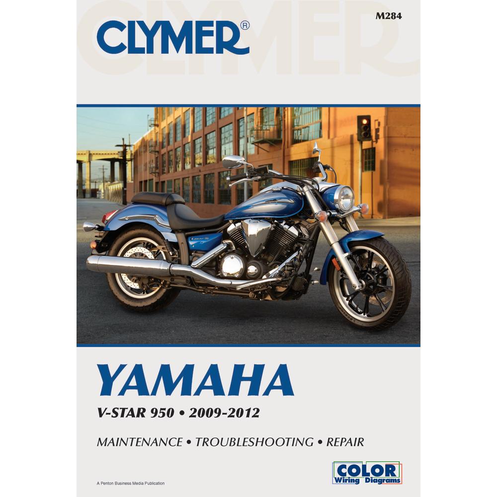 Clymer Yamaha V-Star 950 (2009-2012)