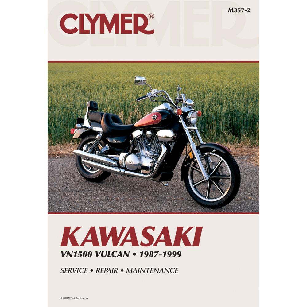 Clymer Kawasaki Vulcan 1500 (1987-1999)