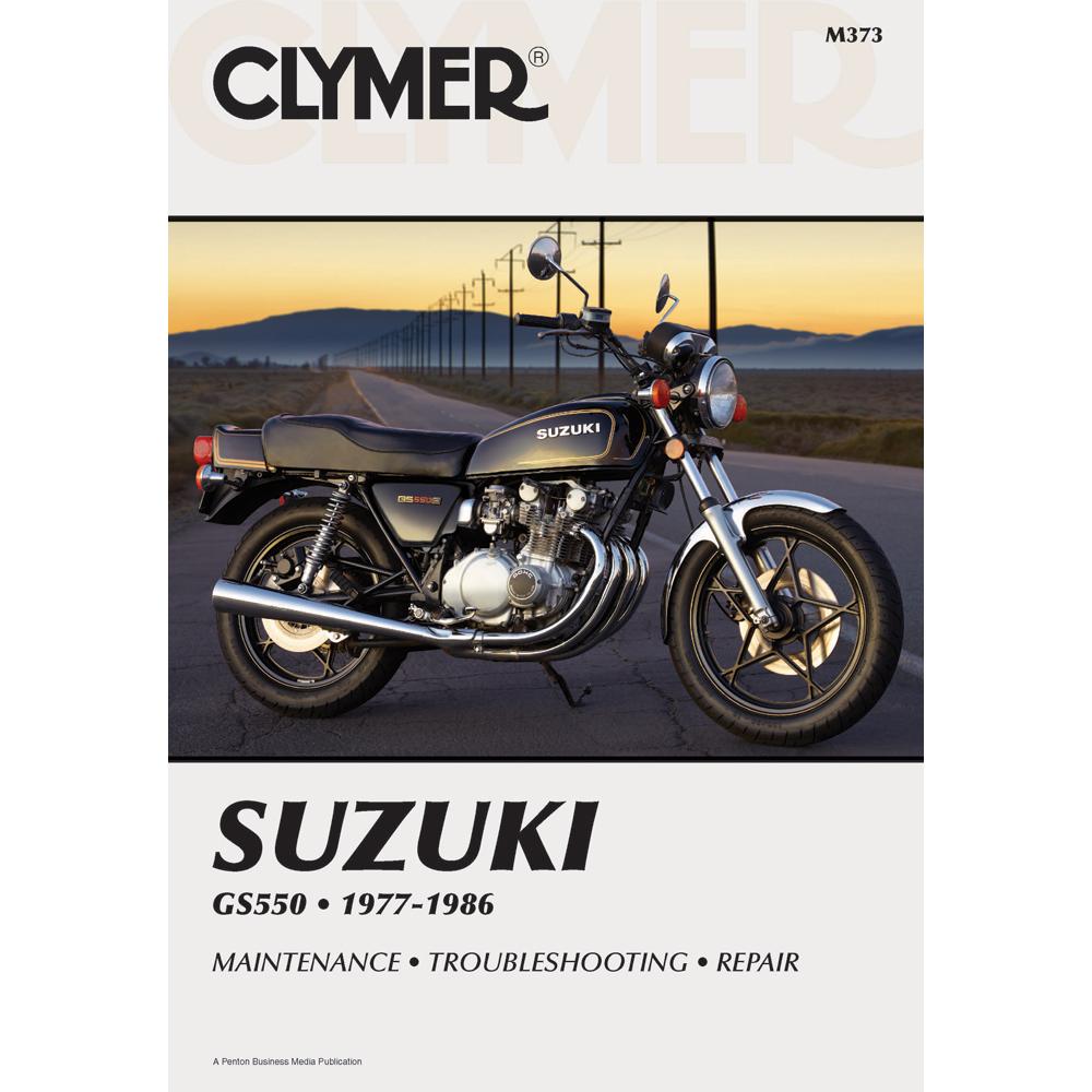 Clymer Suzuki GS550 (1977-1986)