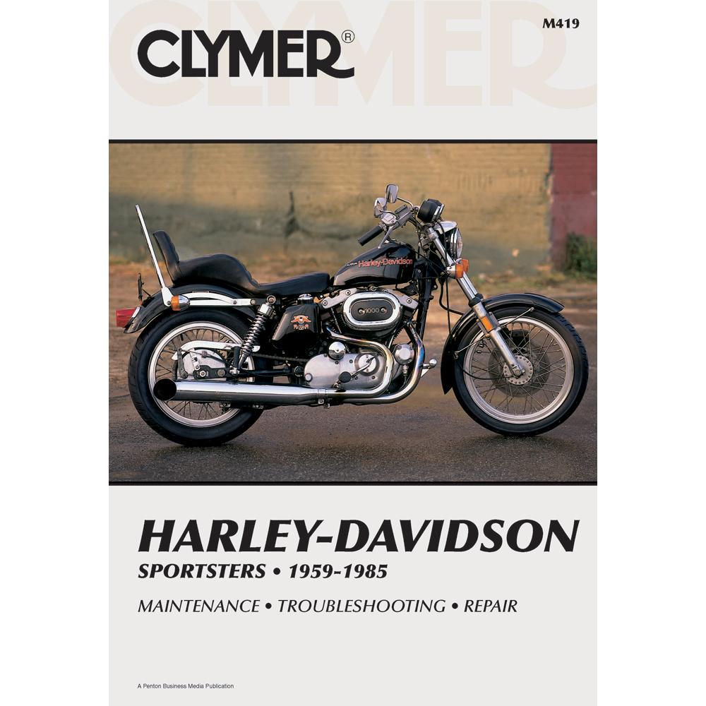 Clymer Harley-Davidson Sportster (1959-1985)