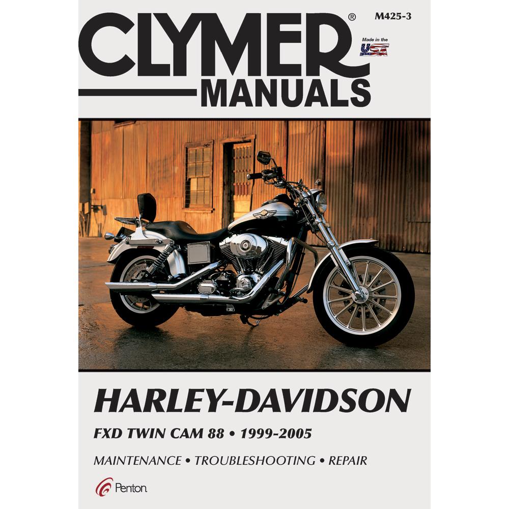 Clymer Harley-Davidson FXD Twin Cam 88 (1999-2005)