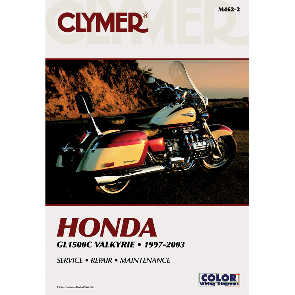 Clymer Honda GL1500C Valkyrie (1997-2003)