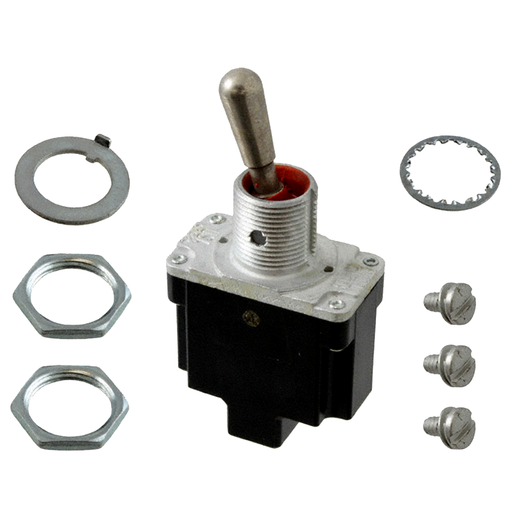 i2Systems Sealed Tri-Light Toggle Switch