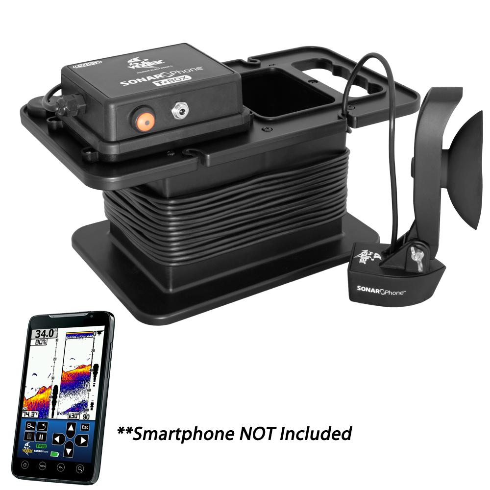 Vexilar SP300 SonarPhone T-Box Portable Installation Pack