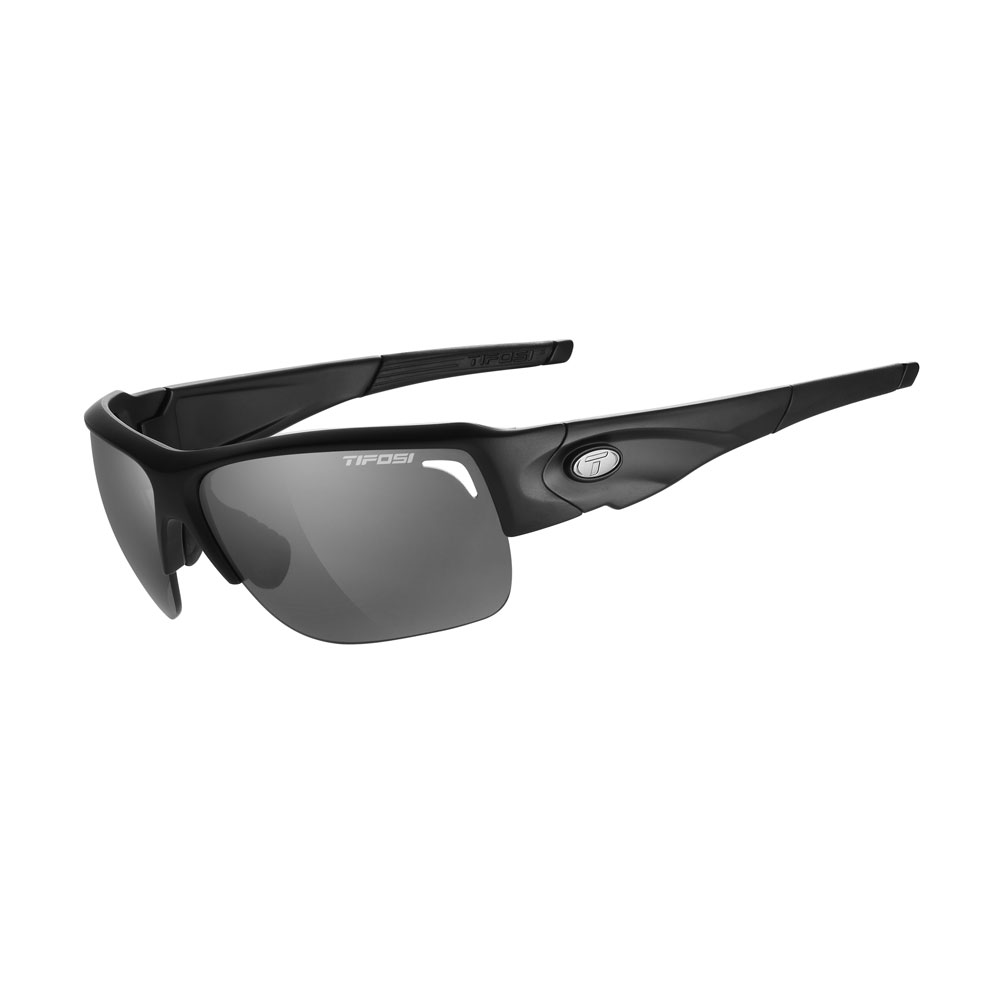 Tifosi Elder Interchangeable Sunglasses - Matte Black