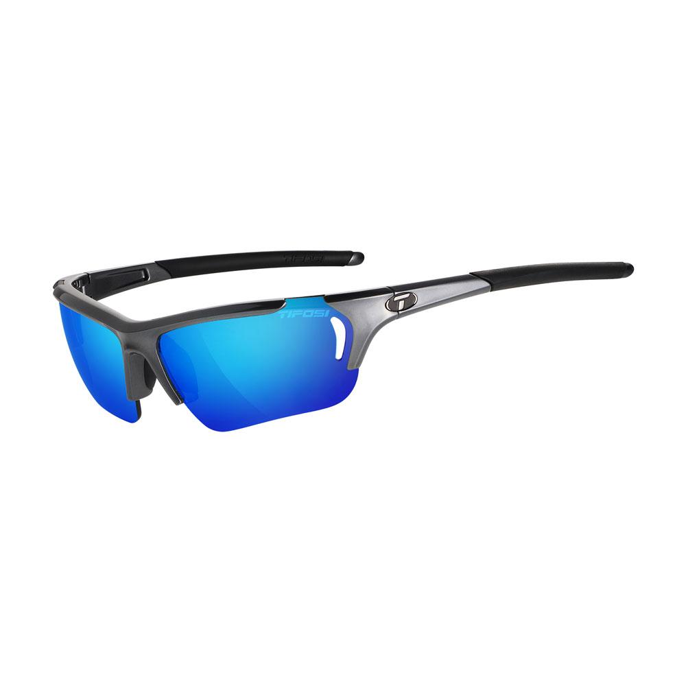 Tifosi Radius FC Interchangeable Sunglasses - Clarion Mirror Collection - Gunmetal