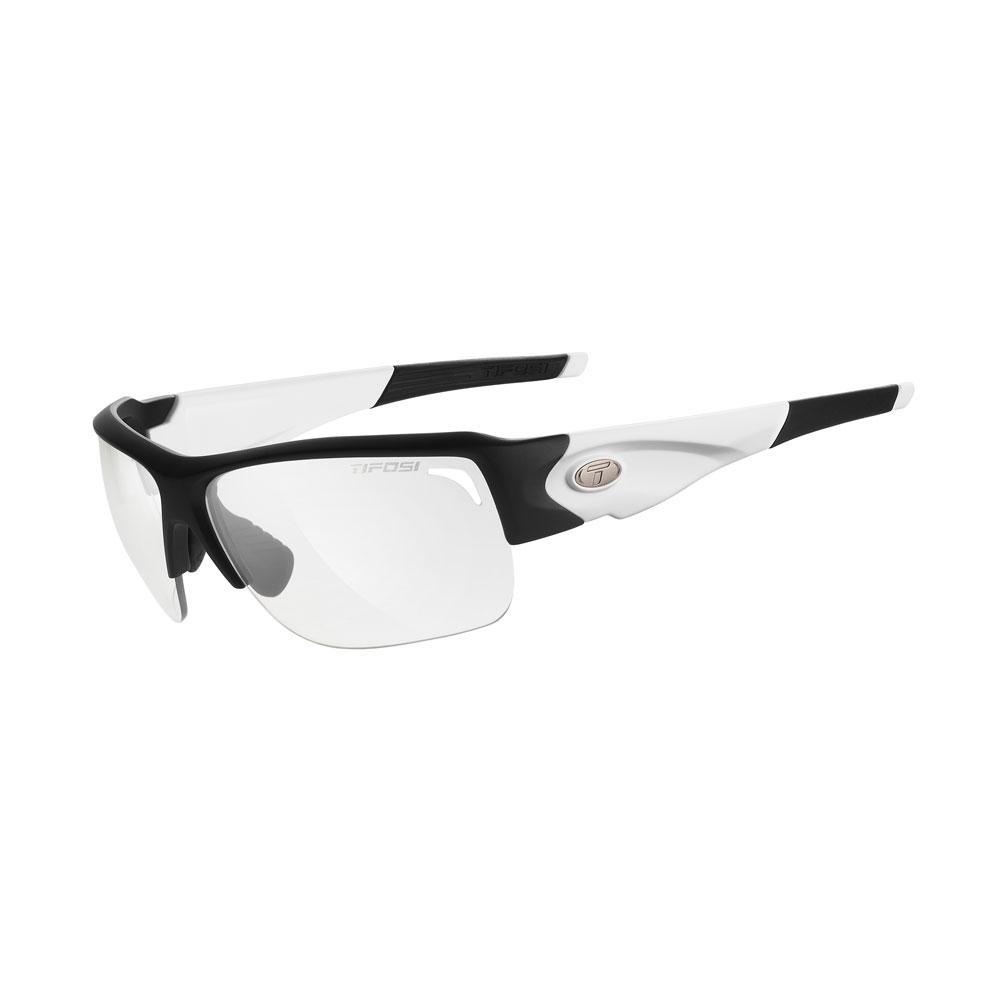 Tifosi Elder Fototec Sunglasses - Black/White