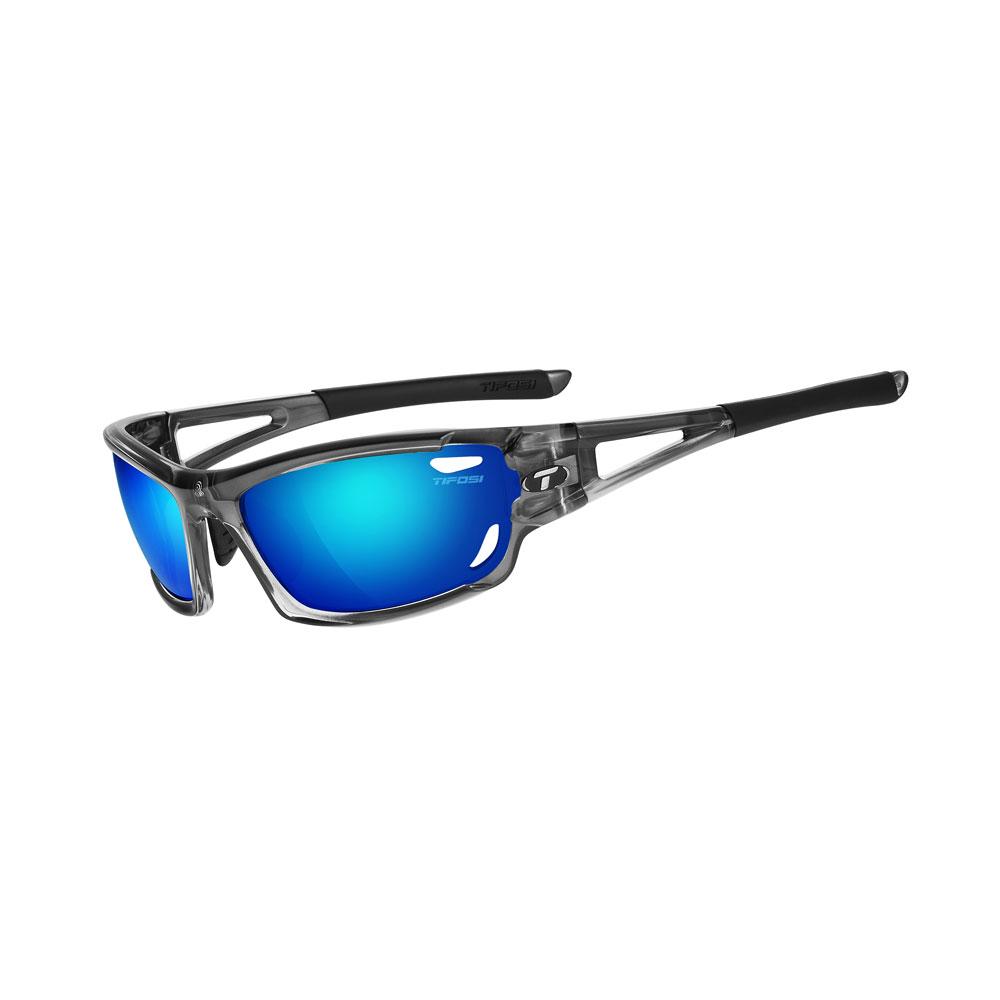 Tifosi Dolomite 2.0 Polarized Single Lens Sunglasses - Clarion Mirror Collection - Crystal Smoke
