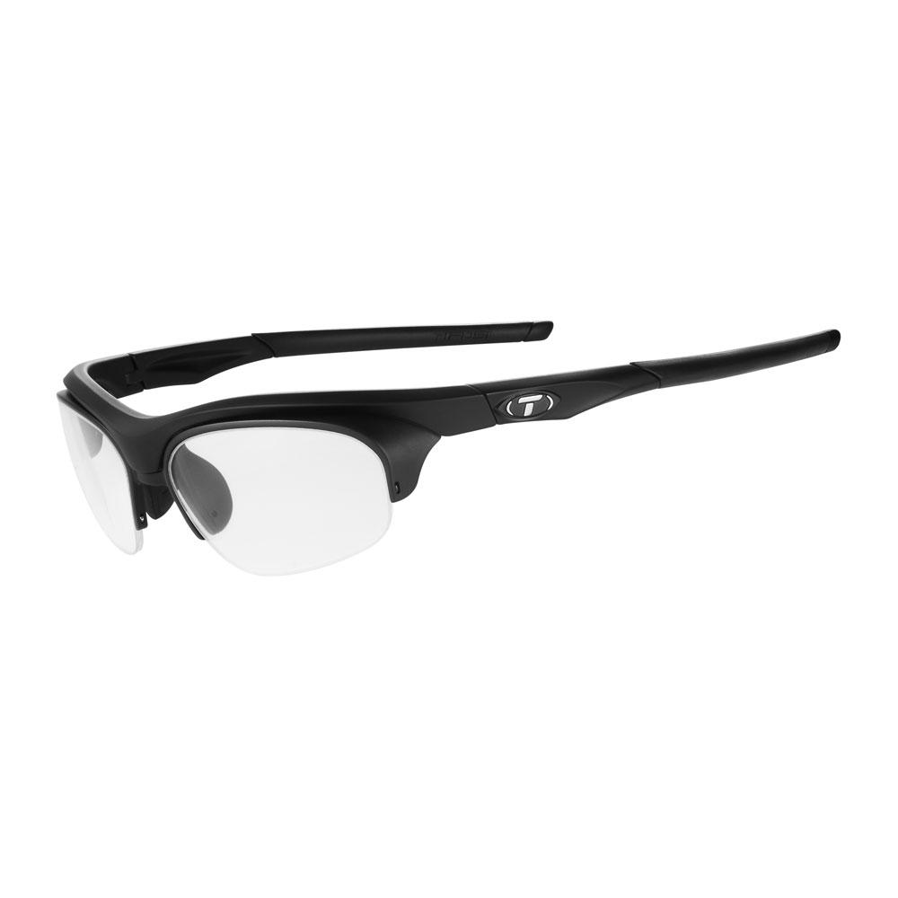 Tifosi Veloce 6 Base Frame & Adaptor w/Clear Lens - Matte Black