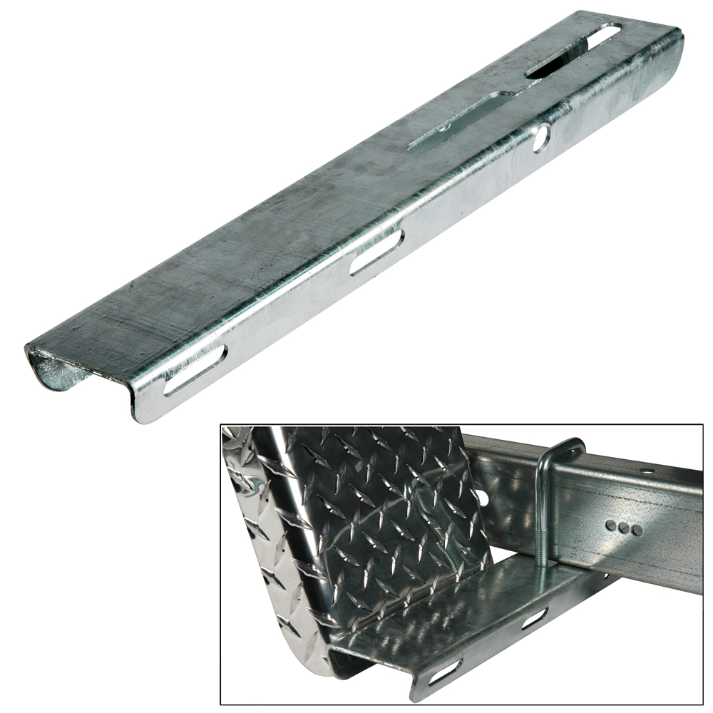 Bolt On Steps For Campers : C e smith bolt on fender step pad quot left hand right