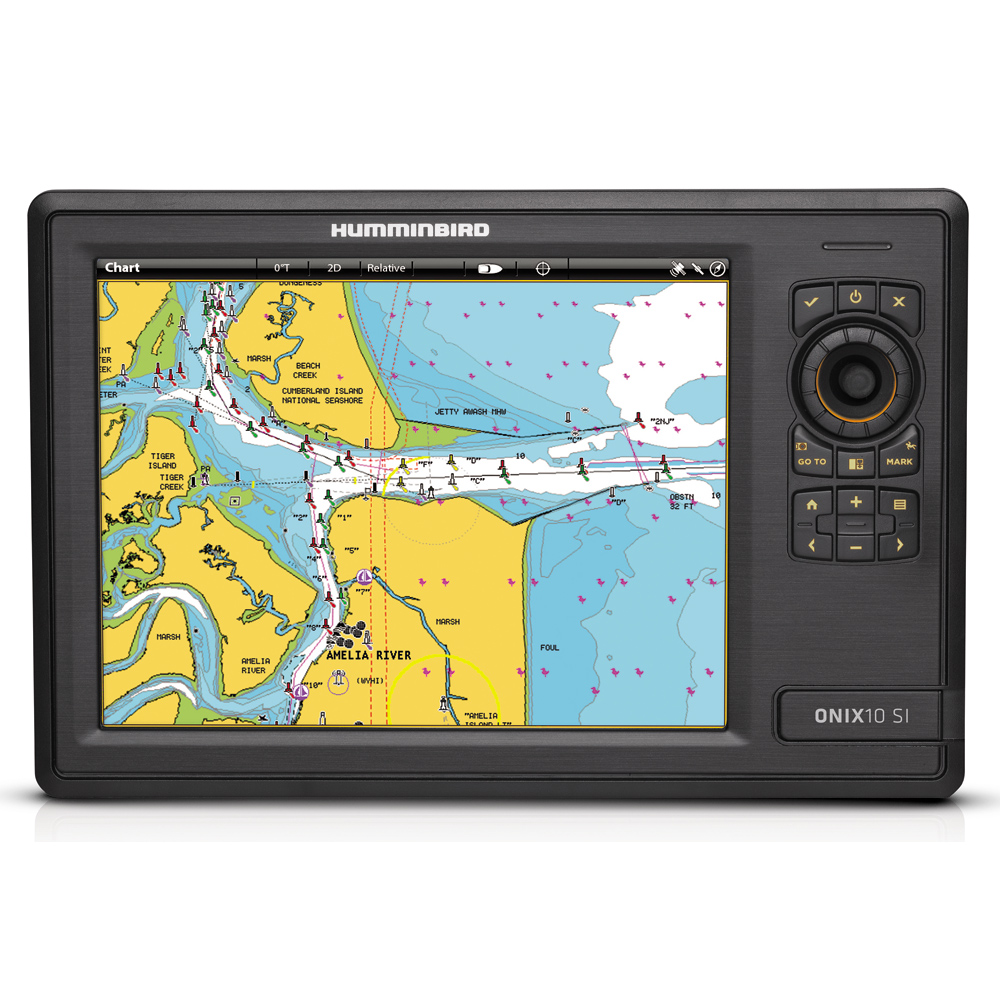 Humminbird ONIX10ci SI NT Combo - Non-Touch Unit