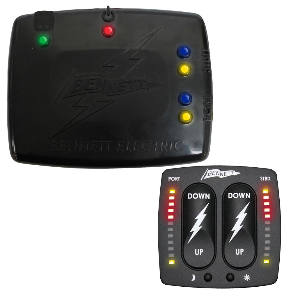 Bennett BOLT Control Pad w/Retractor & Indicator