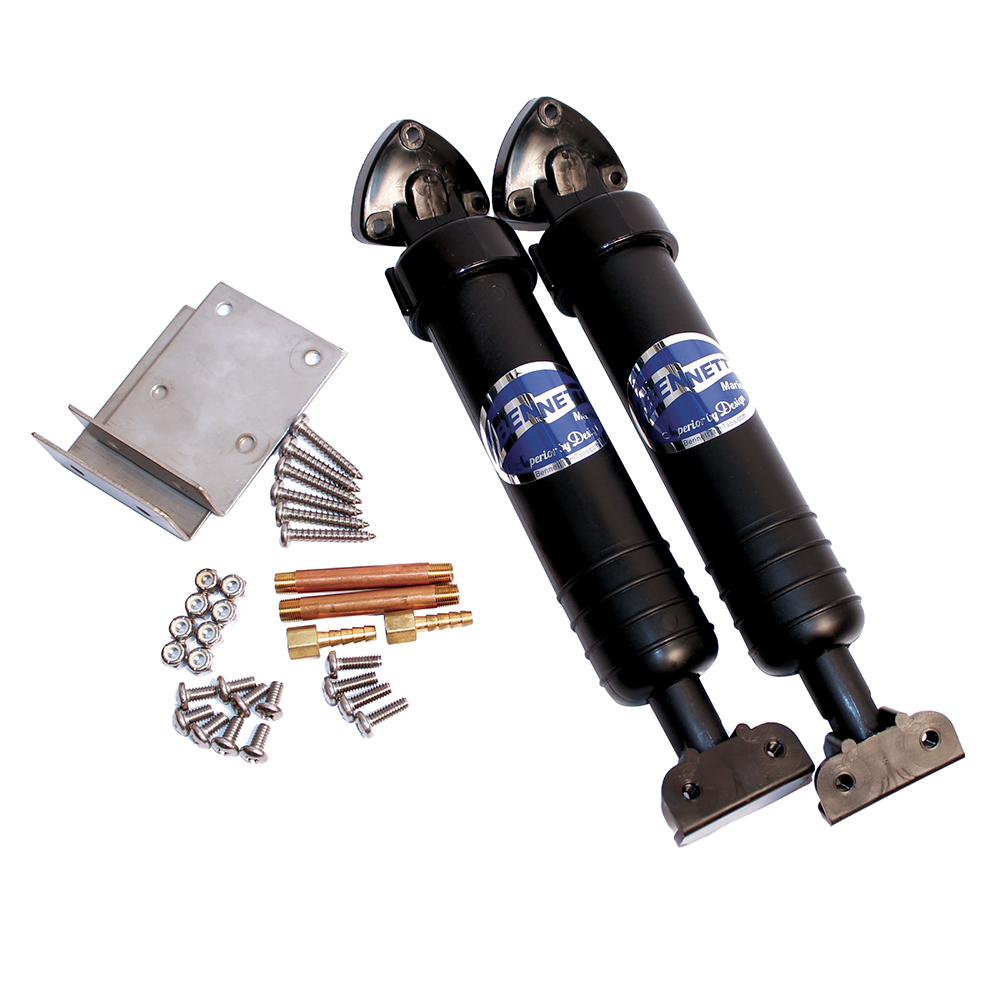Bennett Boat Leveler to Bennett Actuator Conversion Kit - Hydraulic to Hydraulic