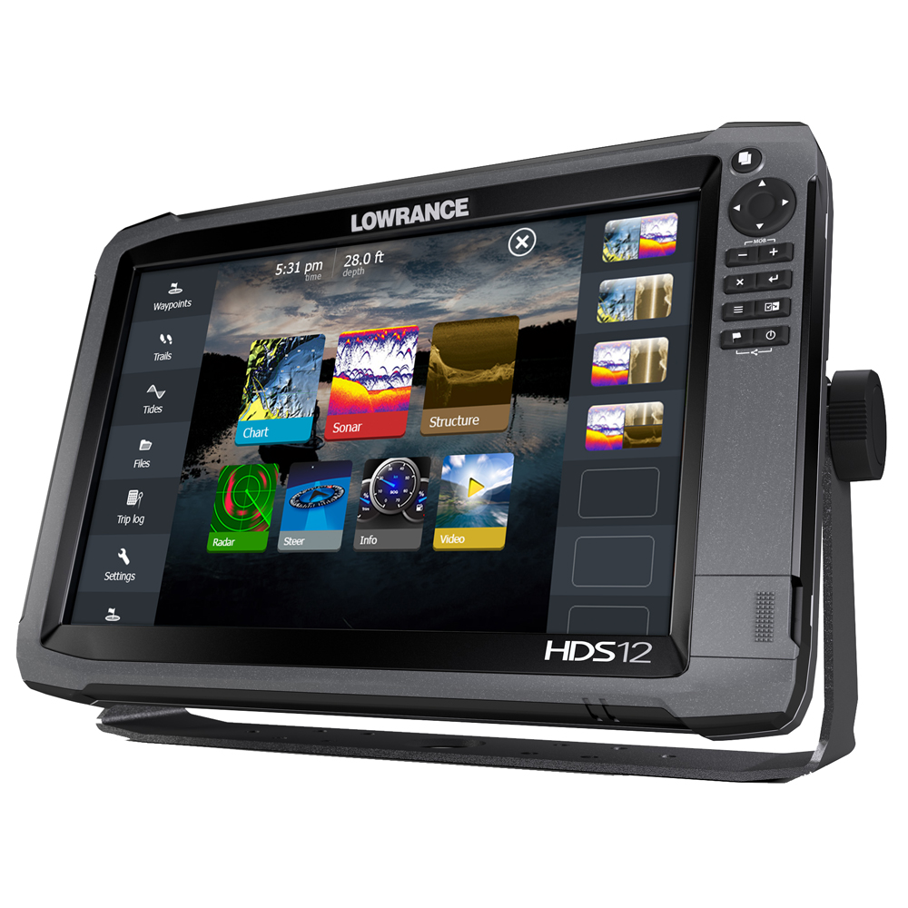 54217XL lowrance marine electronics products lowrance hds multifunction  at nearapp.co