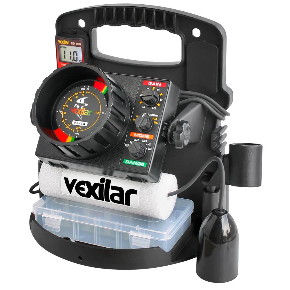 Vexilar FL-18 Pro Pack II w/Pro View Ice-Ducer