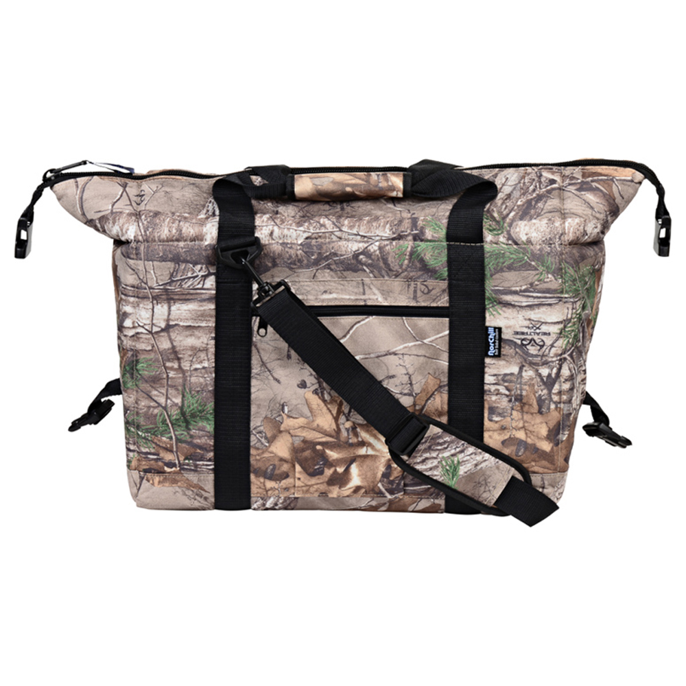 Camo Soft Cooler ~ Norchill can soft sided hot cold cooler bag realtree