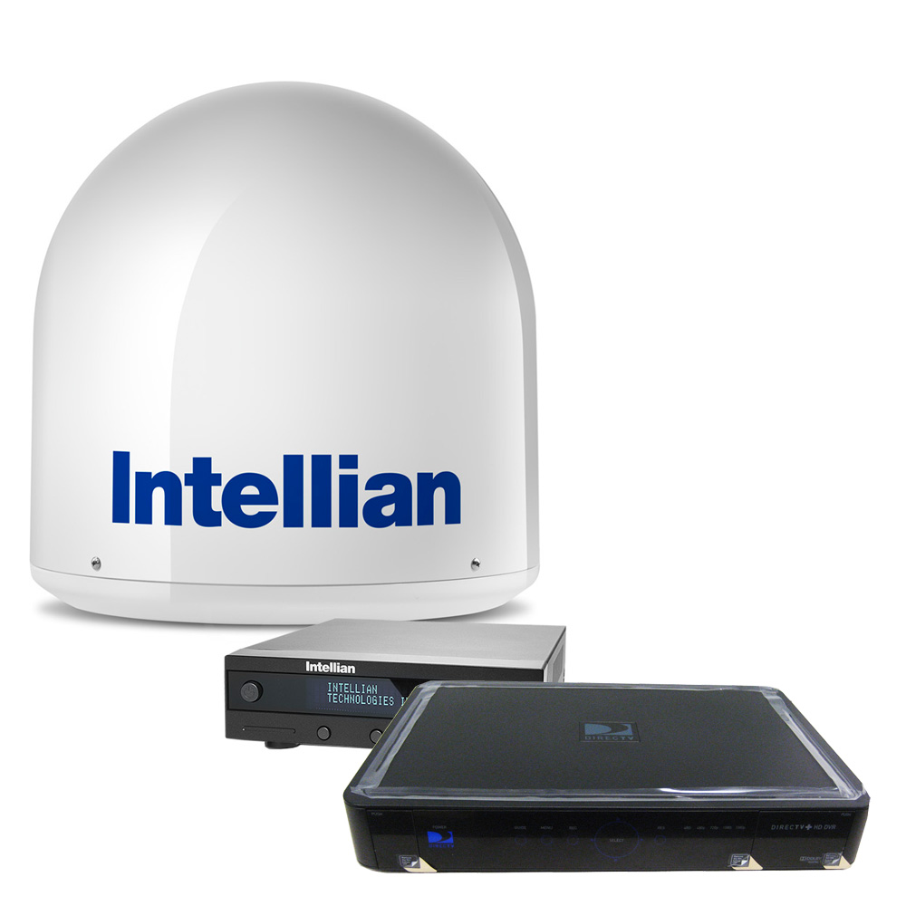 Intellian i2 US System w/H24 DIRECTV Receiver