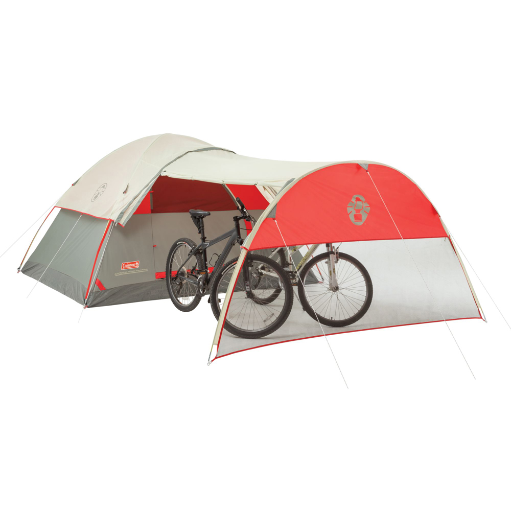 Coleman Cold Springs™ 4P Dome Tent w/Porch - 4 Person