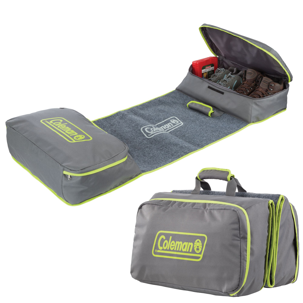 Coleman CarryAll Camp Mat Plus - Neon/Grey