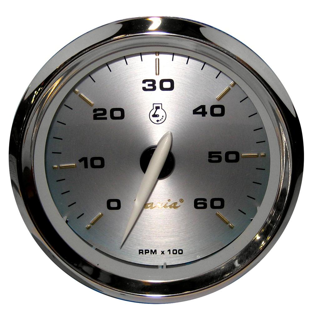 Faria kronos 4 tachometer 6 000 rpm gas inboard i o 39004 anchor express - Garage auto pro arc les gray ...