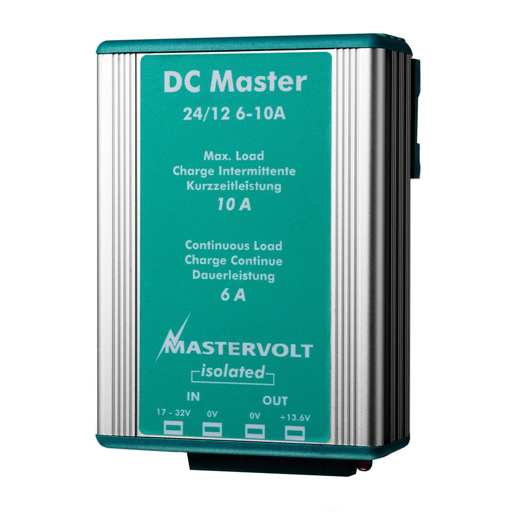 Mastervolt DC Master 24V to 12V Converter - 6 Amp