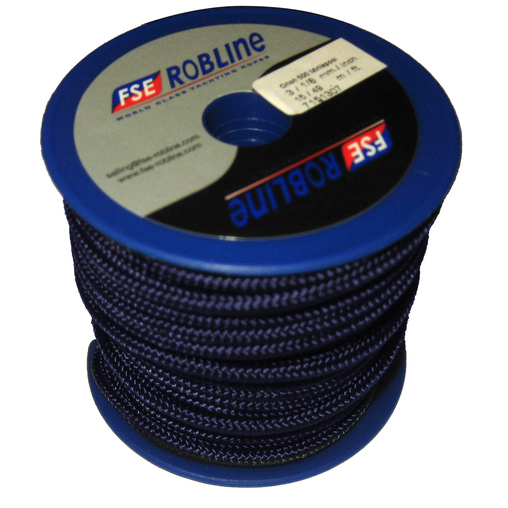 FSE Robline Mini Reel Orion 500 - Blue - 3mm x 15M