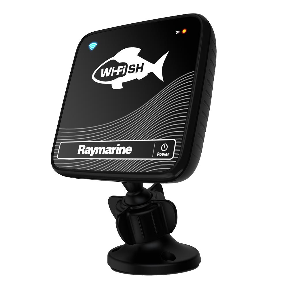 Raymarine Wi-Fish™ w/T/M Transducer Wi-Fi CHIRP DownVision™ Sonar f/Smartphones & Tablets
