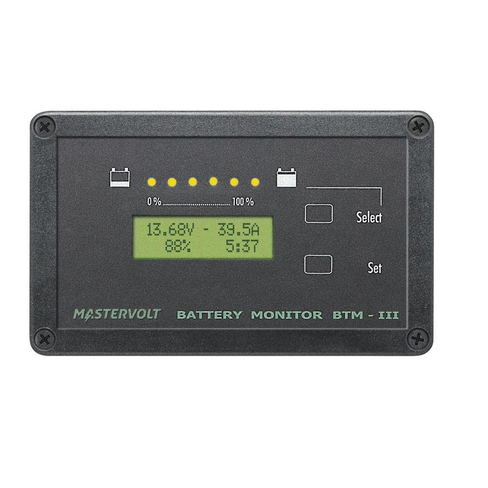 Mastervolt Masterlink BTM-III 12/24v DC