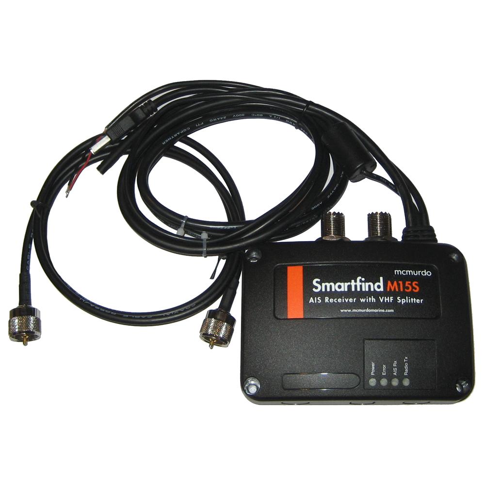 McMurdo SmartFind M15S AIS Receiver/Splitter