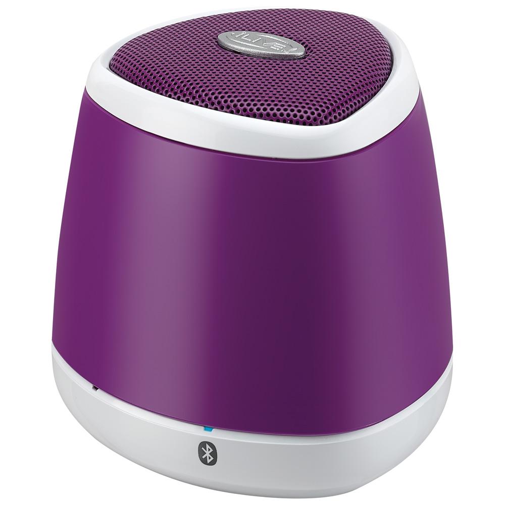iLive ISB23PR Portable Wireless Bluetooth Speaker - Purple