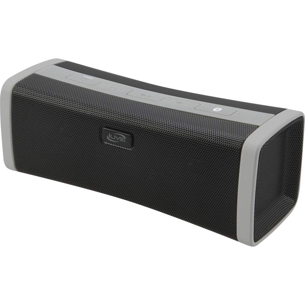 iLive ISB394B Portable Wireless Bluetooth Speaker