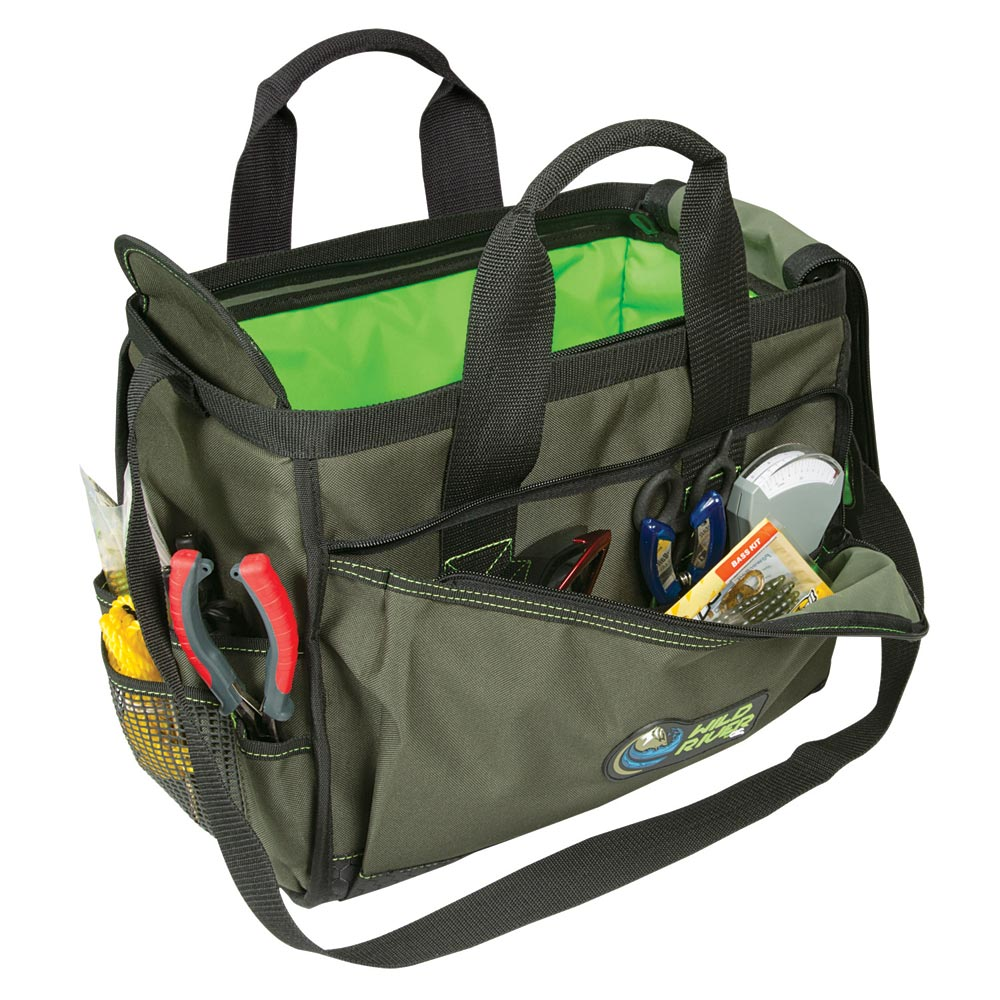 Wild River Multi-Tackle Closed Top Bag - No Trays Included
