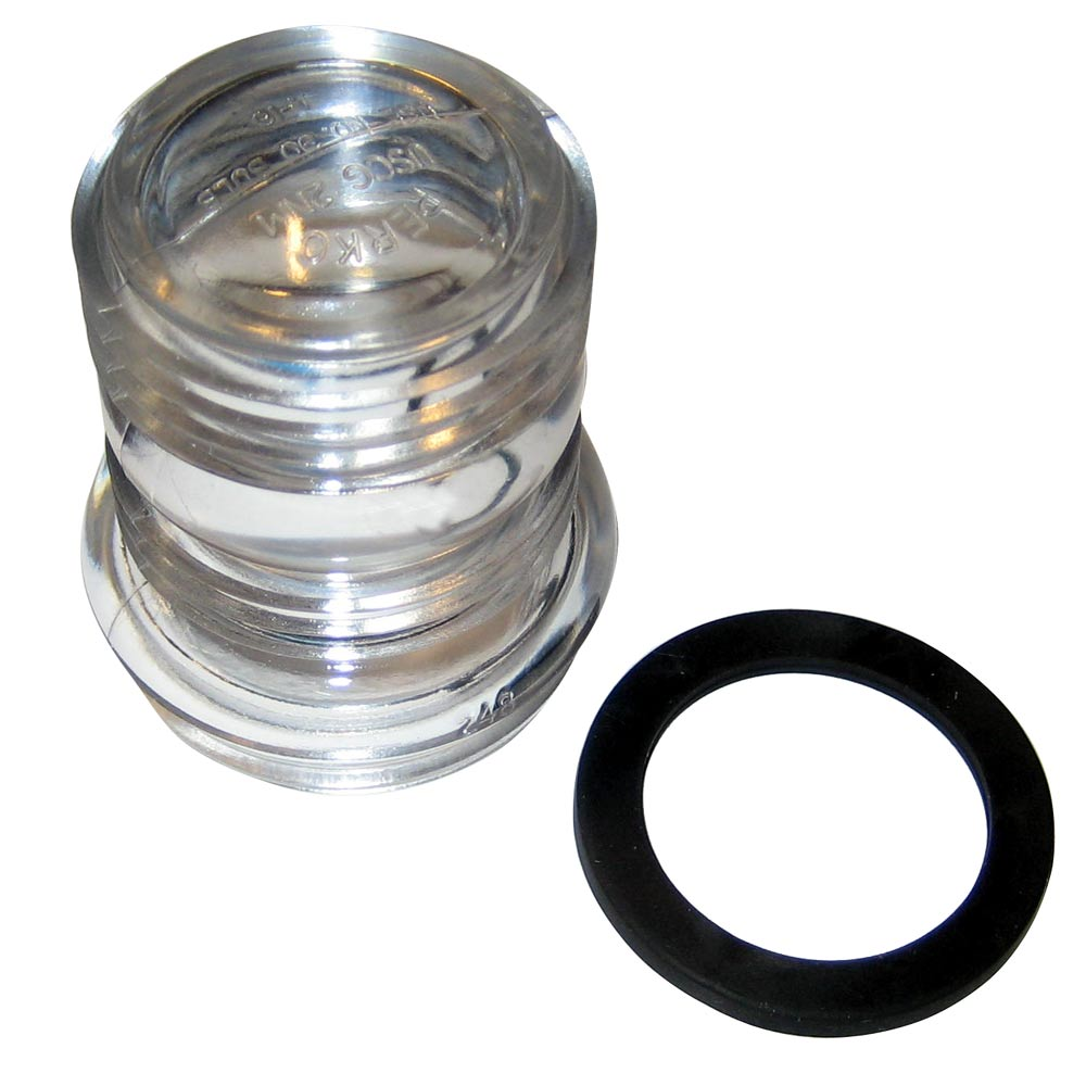 Perko Spare Clear Fresnel Globe 360° Lens f/All-Round Lights