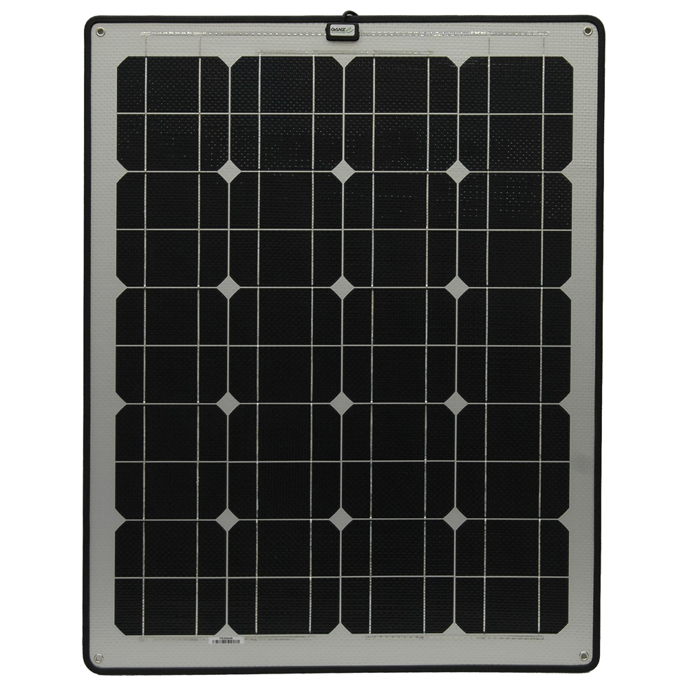 Ganz Eco-Energy Semi-Flexible Solar Panel 83W