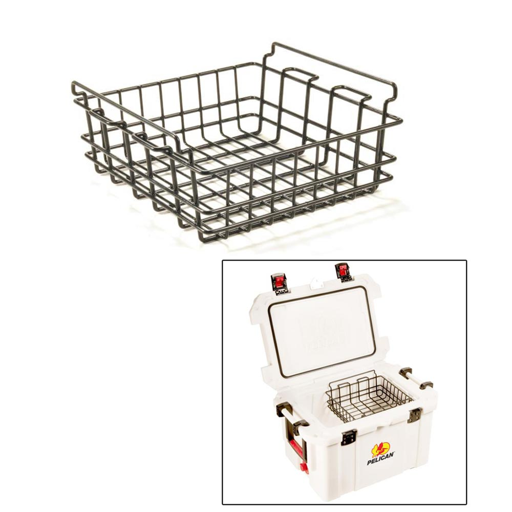 Pelican ProGear™ Dry Goods Rack Basket f/35/45/65/95 Quart Coolers