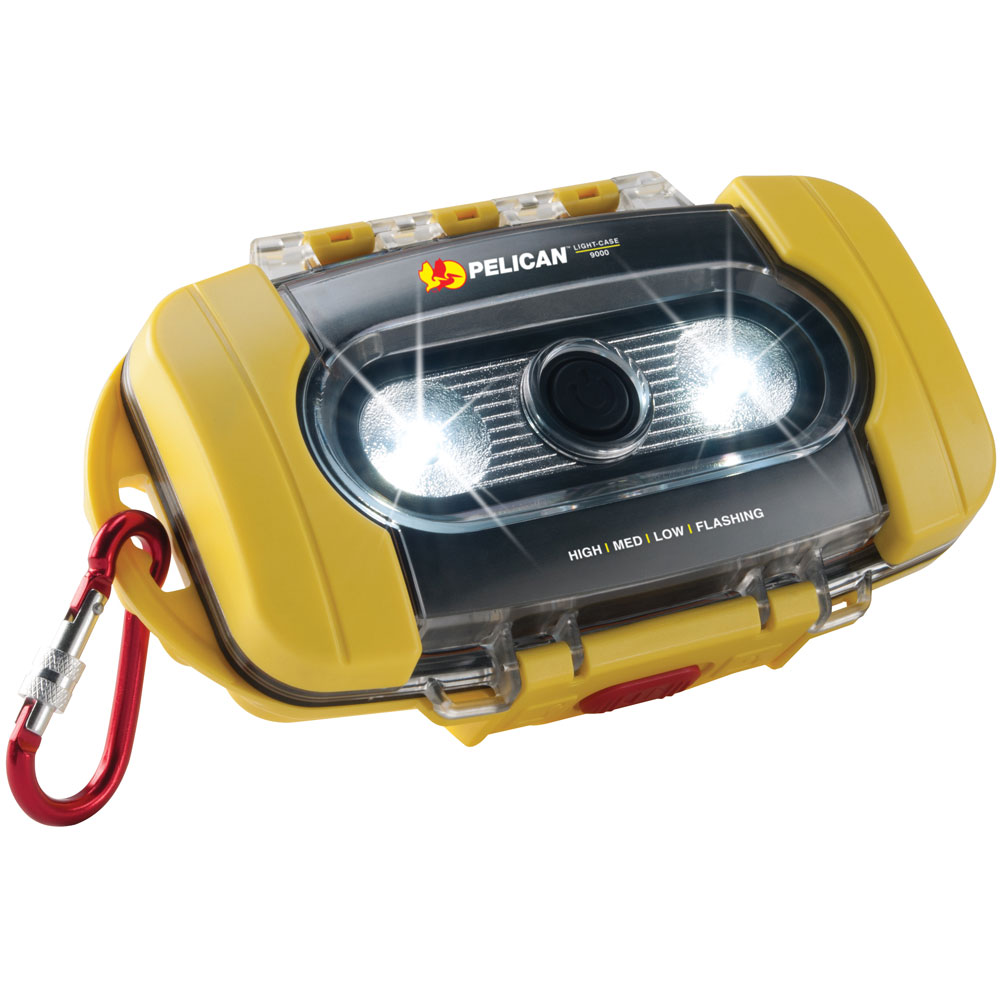 Pelican ProGear 9000 Light-Case - Yellow