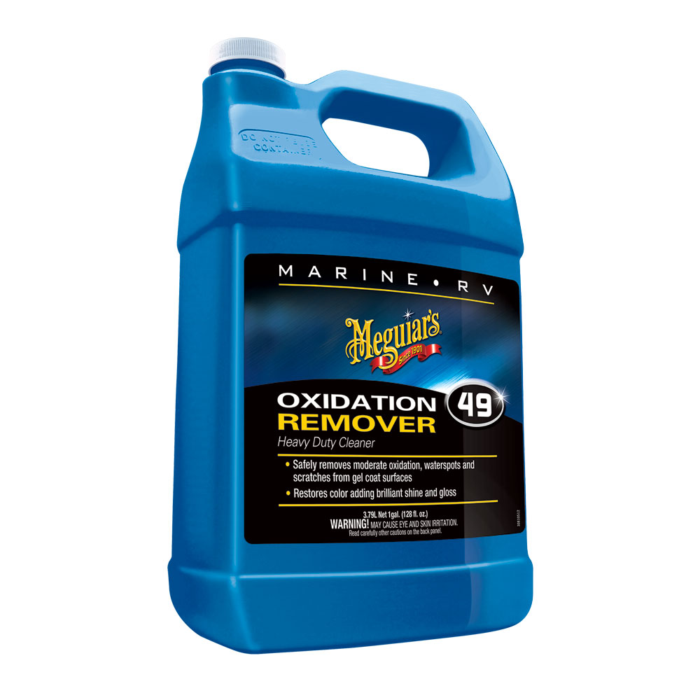 Meguiar S 49 Mirror Glaze Hd Oxidation Remover 1 Gallon